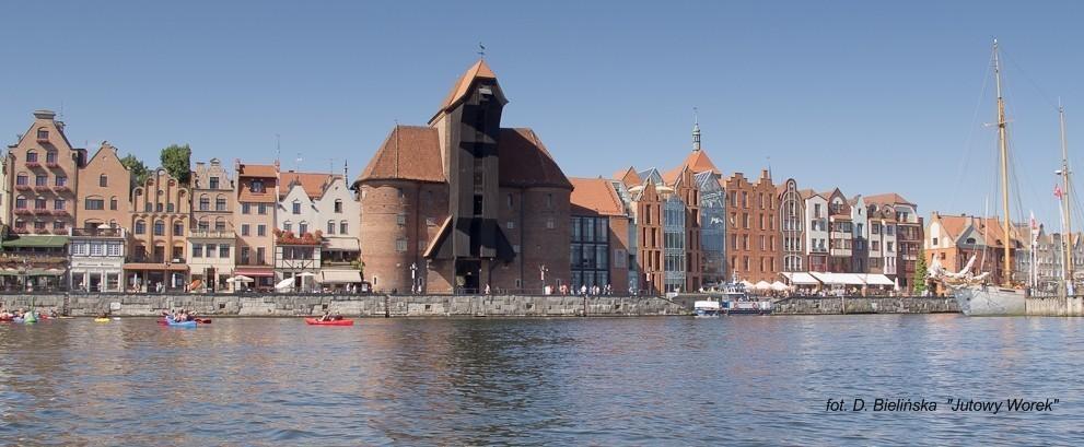 Zobacz Gdańsk z innej perspektywy